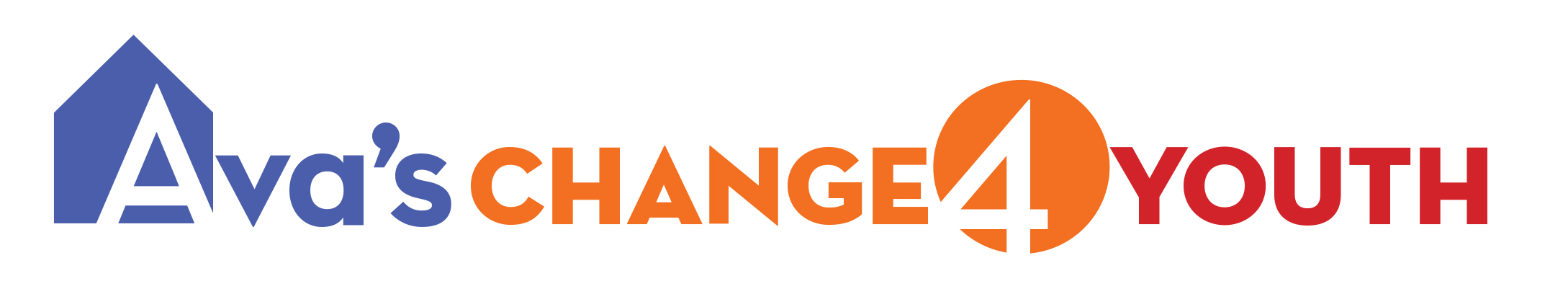 Ava's Change4Youth Logo