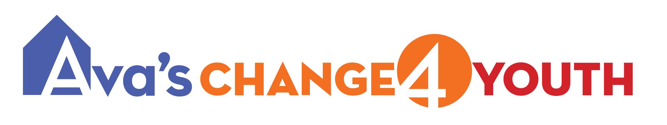 Ava's Change4Youth Logo
